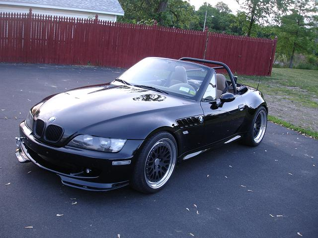 Hasan Motorsports has always enjoyed the great feel and handling of a BMW Z3