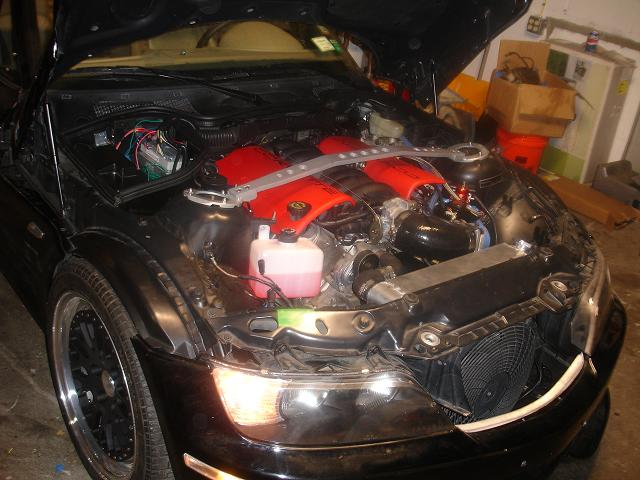 LS1 in 1996 BMW Z3 – Engine Swap Depot