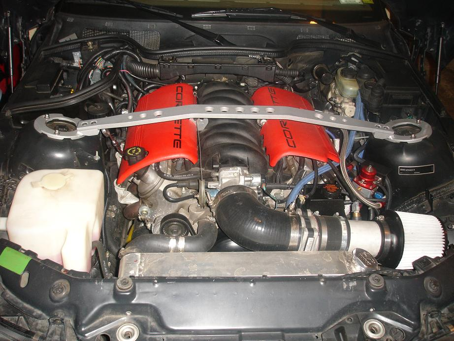 V8 Conversion For Bmw Z3