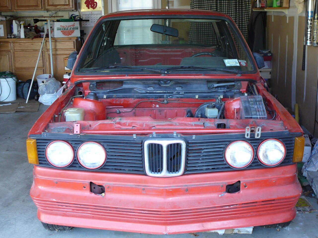 E21 1981 E21 Project For Sale