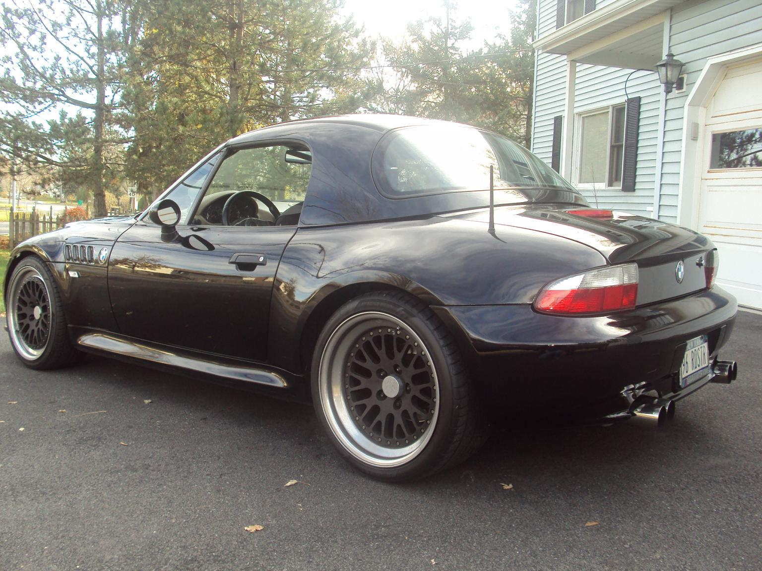 Bmw Z3 Ls1 Conversion For Sale Ls1tech